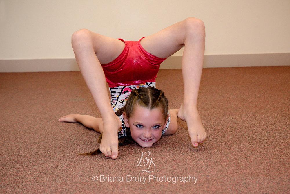 Silhouette Dance Academy 5395-1