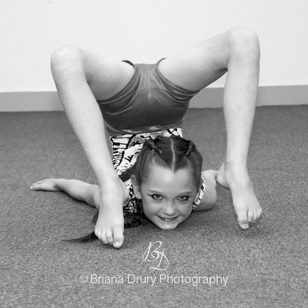 Silhouette Dance Academy 5395-2