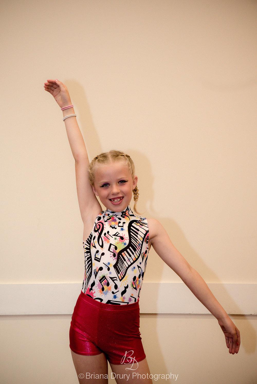Silhouette Dance Academy 5326-2