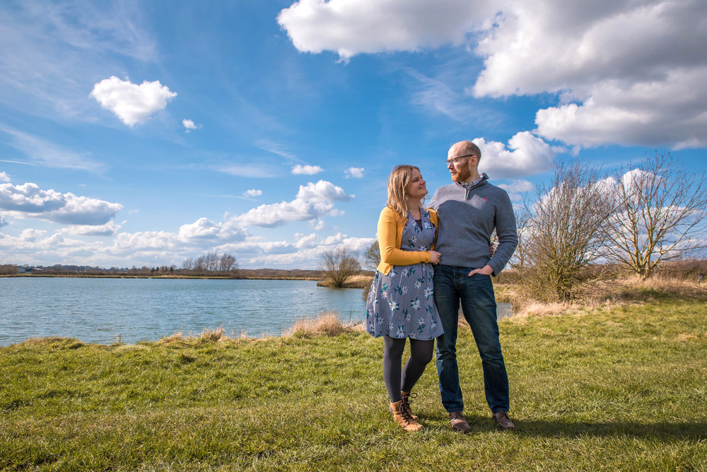 SARAH & STEPHEN - PRE WEDDING -