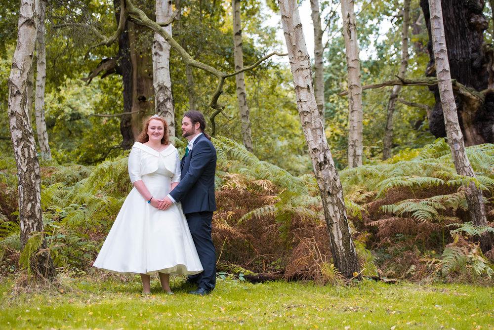 LUCILLE & MATTHEW - WEDDING PART 1 -
