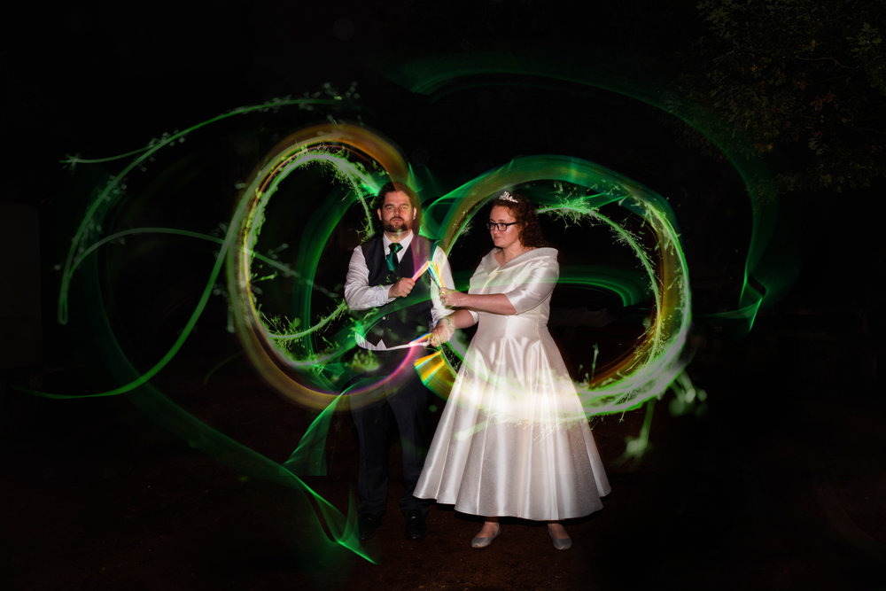 LUCILLE & MATTHEW - WEDDING PART 2 -