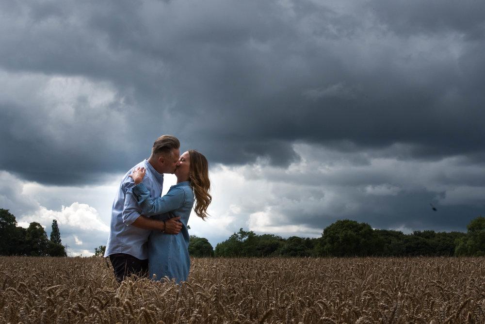 NATASHA & CRAIG - PRE WEDDING -