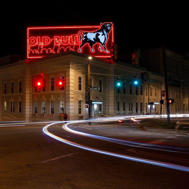 Blackwell St. at Night #durham #bullcity #nightphotography