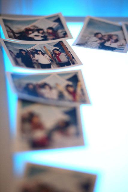 Blurb Winter party photos