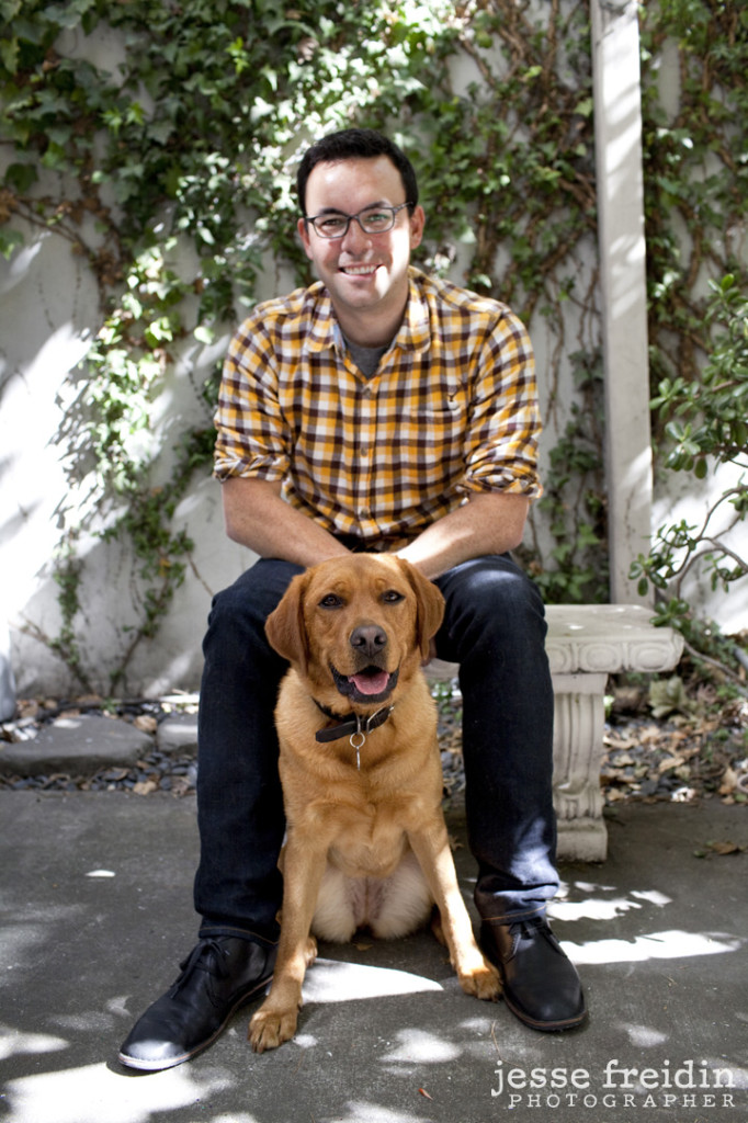Brit & Co: Dogs in the Workplace- Jesse Freidin