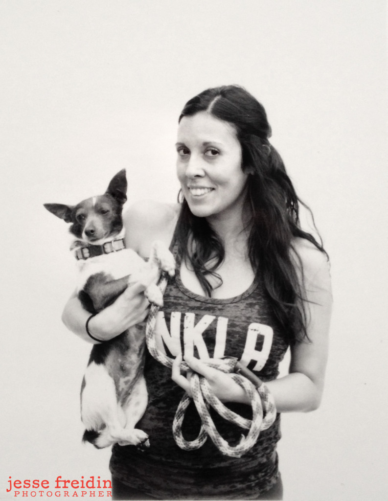 Animal Rescue Volunteers: Portraits by Jesse Freidin
