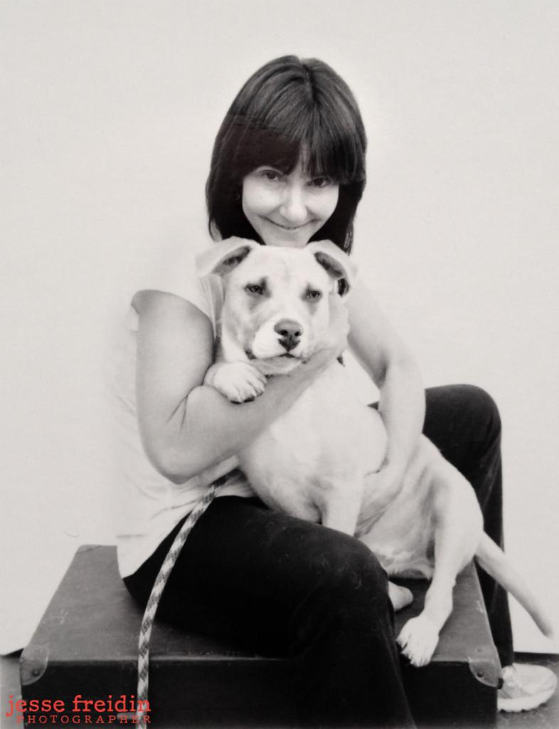 Animal Rescue Volunteers: Portraits by Jesse Freidin