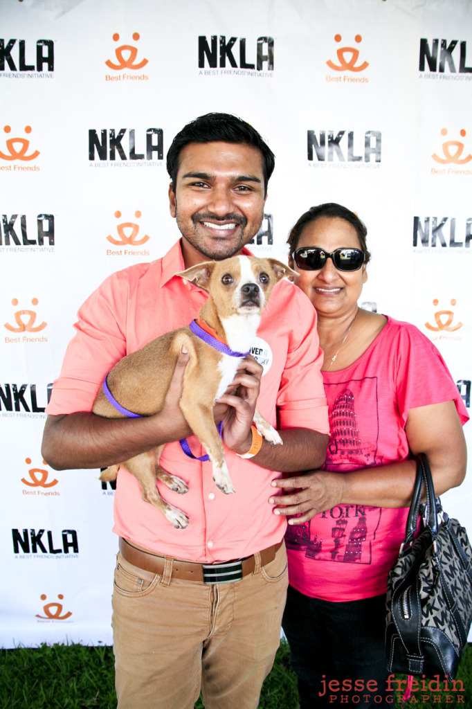NKLA Adoption Family Photobooth Tar Pits