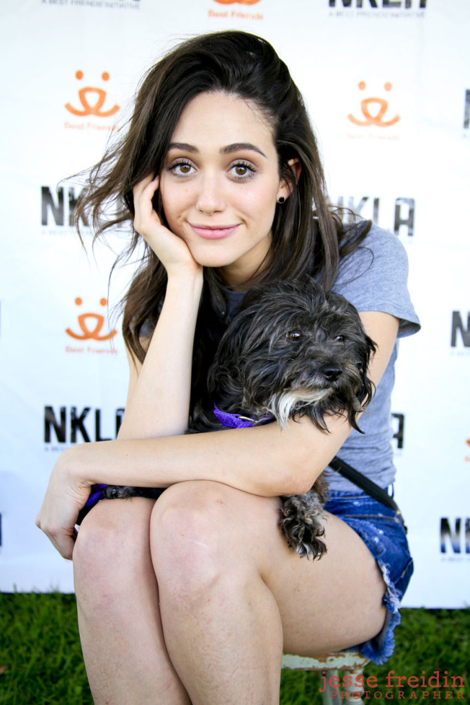 NKLA adoption Emmy Rossum
