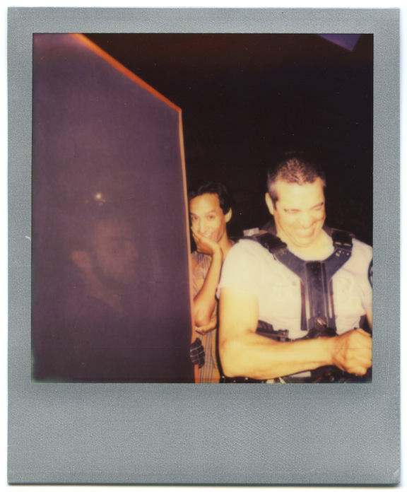 polaroid photo Tiger Hunter the movie