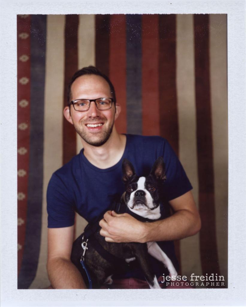 doggie photo booth