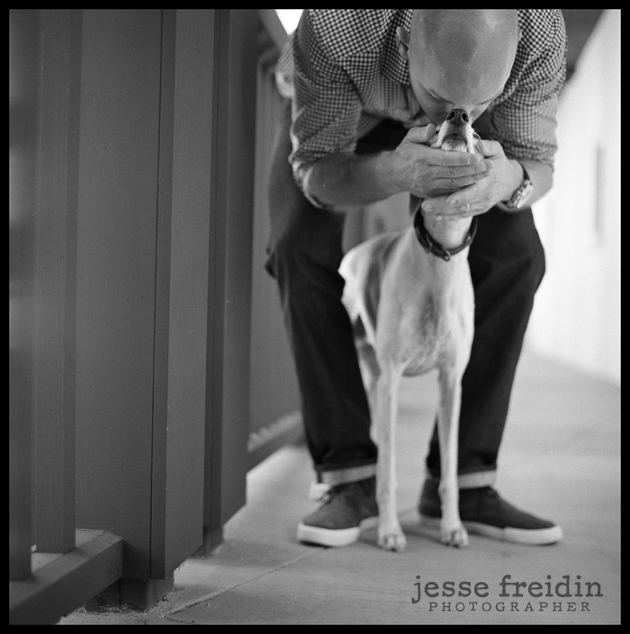 Butch and Rocco/Jesse Freidin Photographer