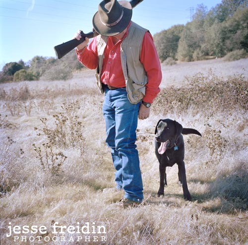 American Sporting Portraiture: Hunting Photography by Jesse Freidin