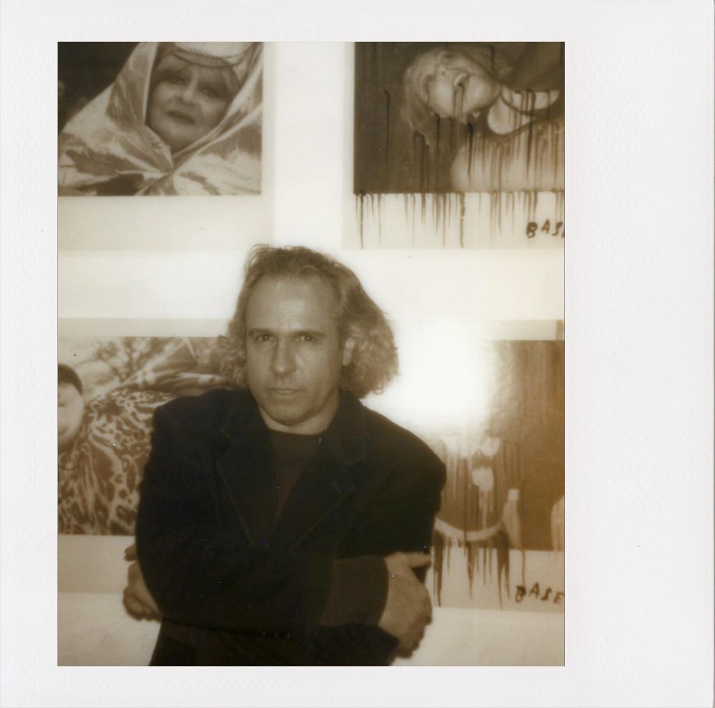 portrait freidin Gary Baseman