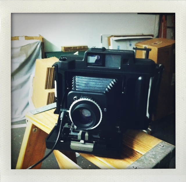 polaroid photographer