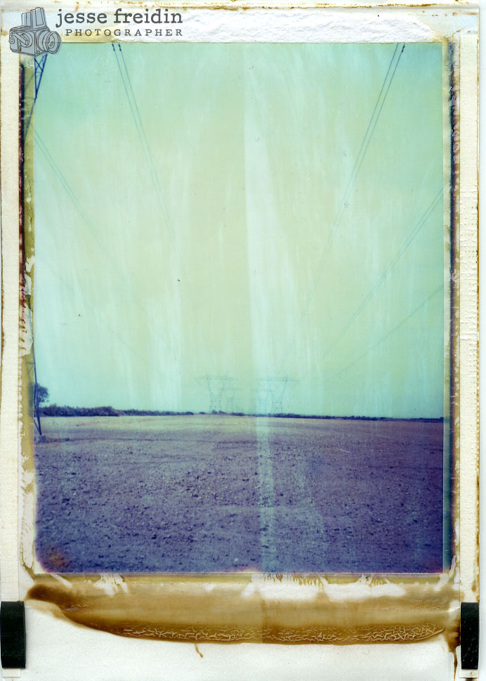 Polaroid 690 expired
