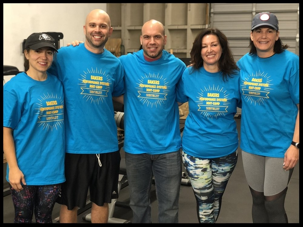 Our first transformation challenge cohort lost almost 40 pounds!