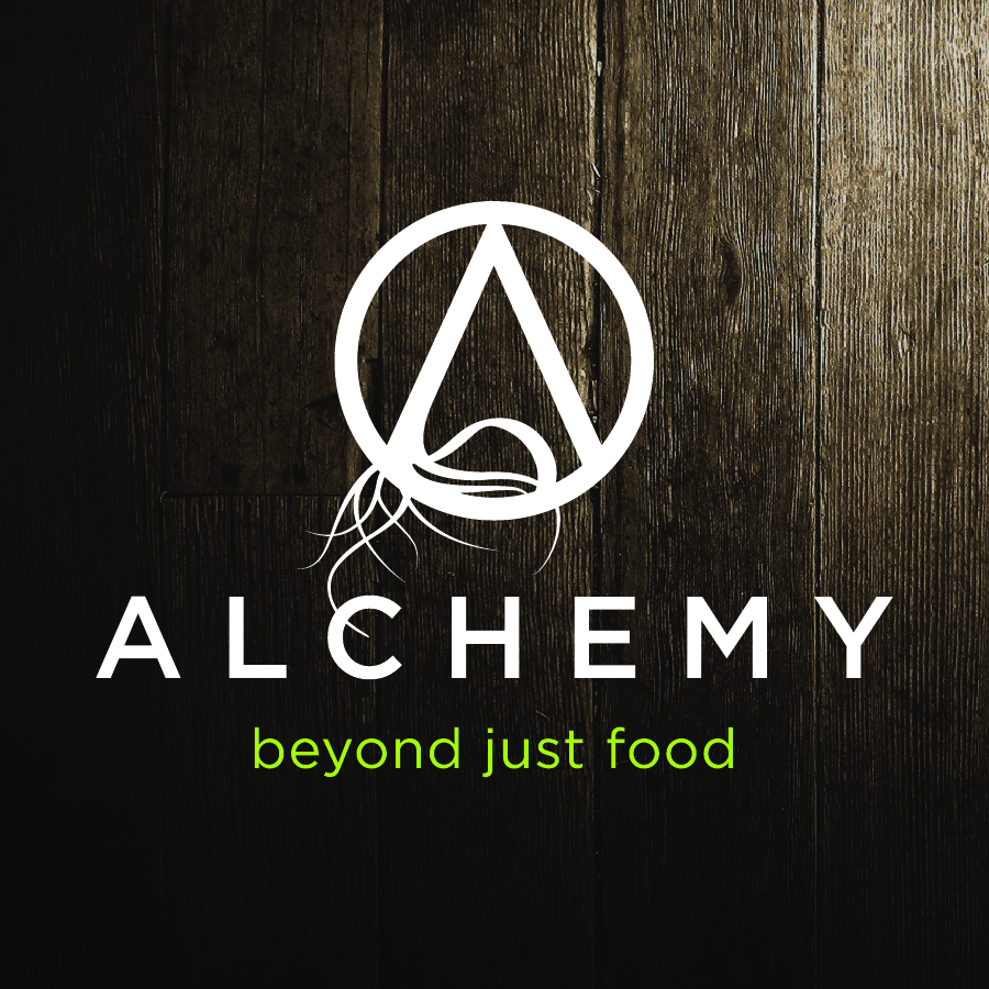 Logo - Alchemy Health Food