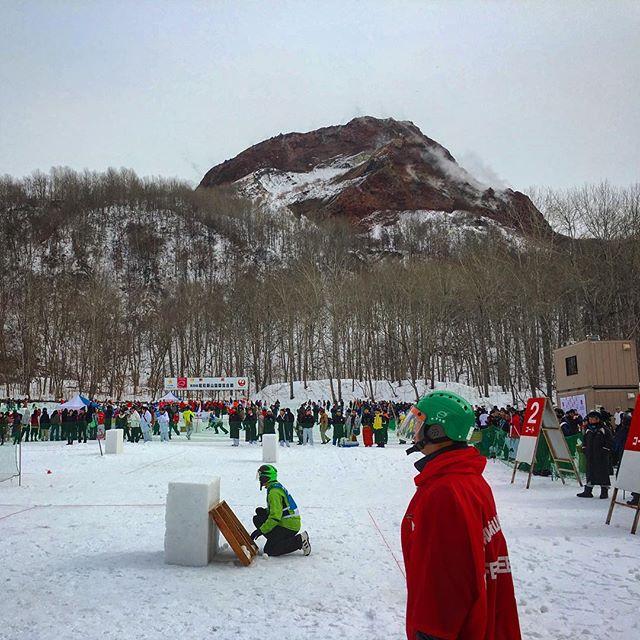 Smoldering Volcano ✔️ World Championships of #Yukigassen ✔️ Victory 🔜