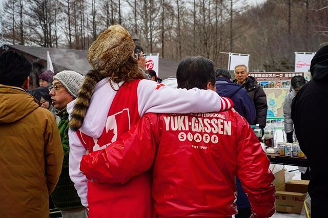 Sobetsu & Lake Toya area, you have created something magical with the Showa-Shinzan International #Yukigassen tournament. What a community. We will be back! #🇨🇦 #🇯🇵