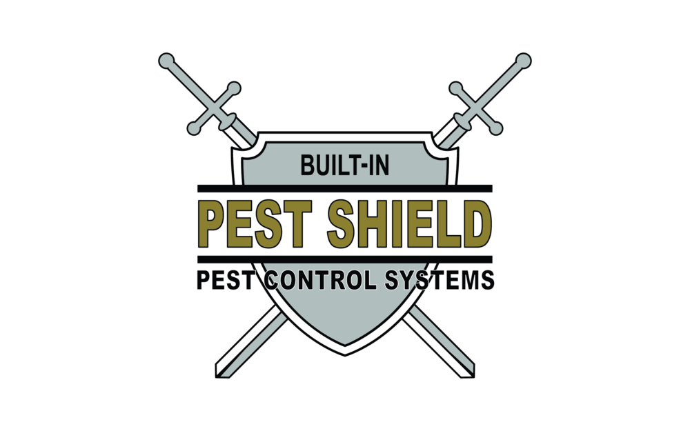built in pest control system logo