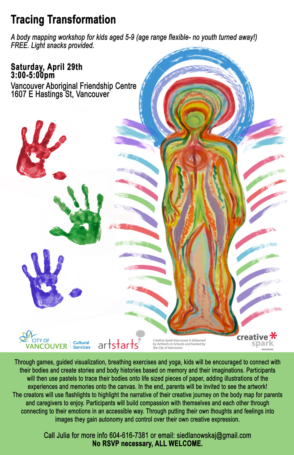 tracing transformation a body mapping workshop for kids u2014 julia