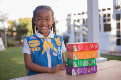 Photo Courtesy of Girl Scouts of America