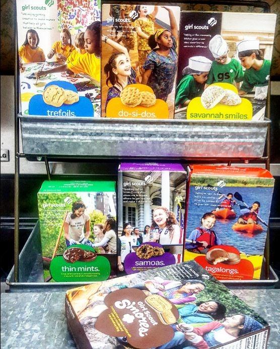 Girl Scouts Cookies.JPG