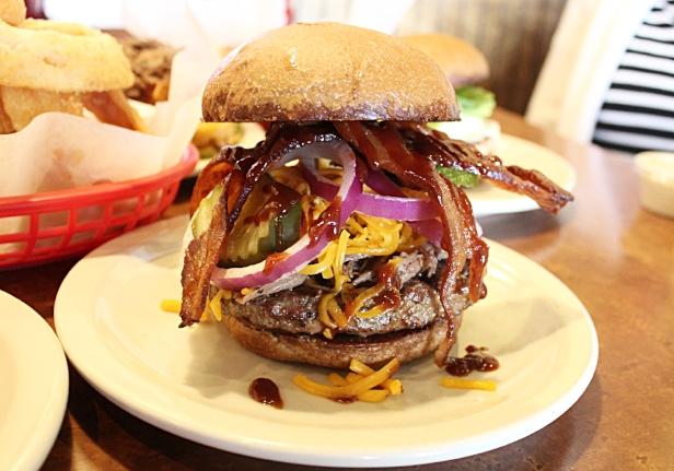 Brisket Burger
