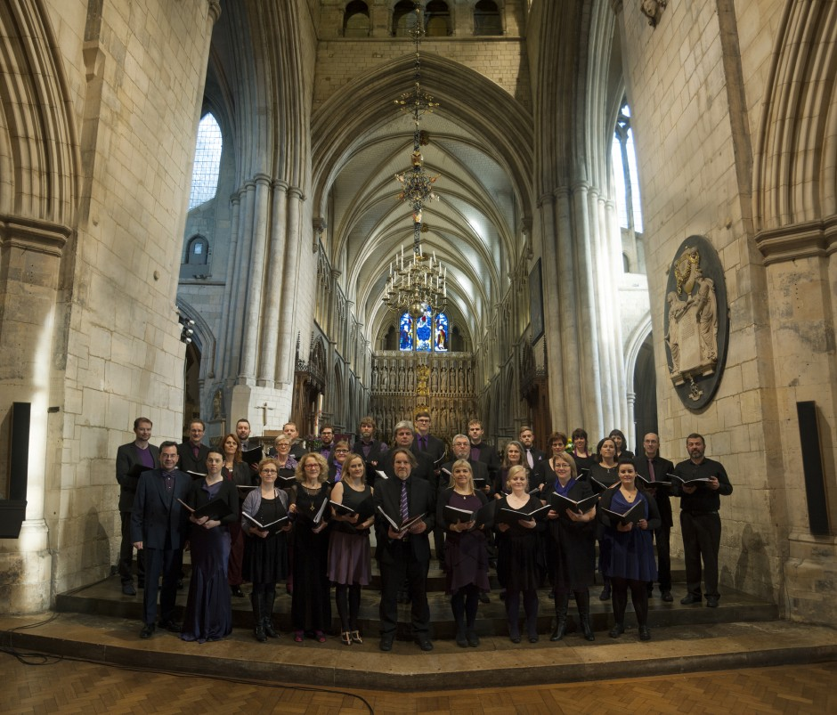 SICC at Southwark Cathedral, London, 2014