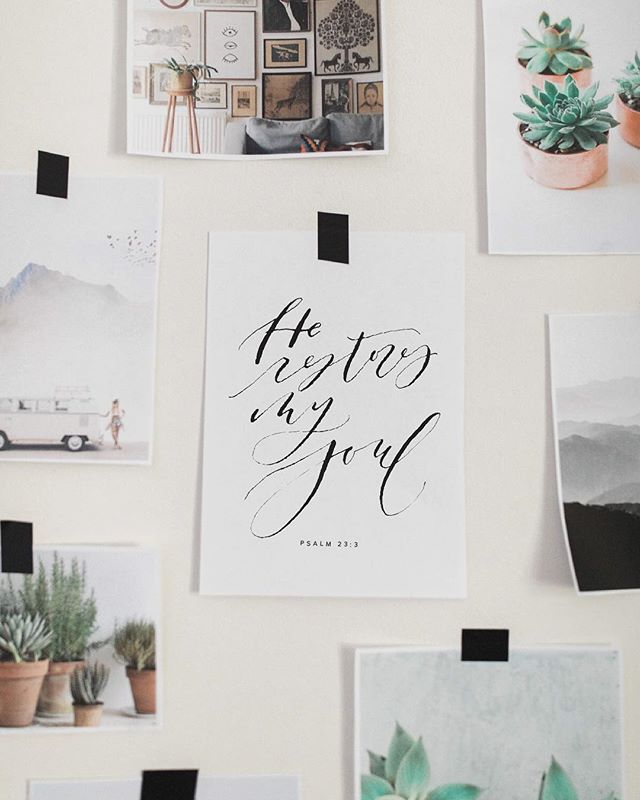 it's spring cleaning time over here! if you've been wanting to freshen up your gallery wall with a new print, get yourself (or a friend) one for 50% off! enter code SPRINGCLEAN at checkout. photo: @stephanieabbitt