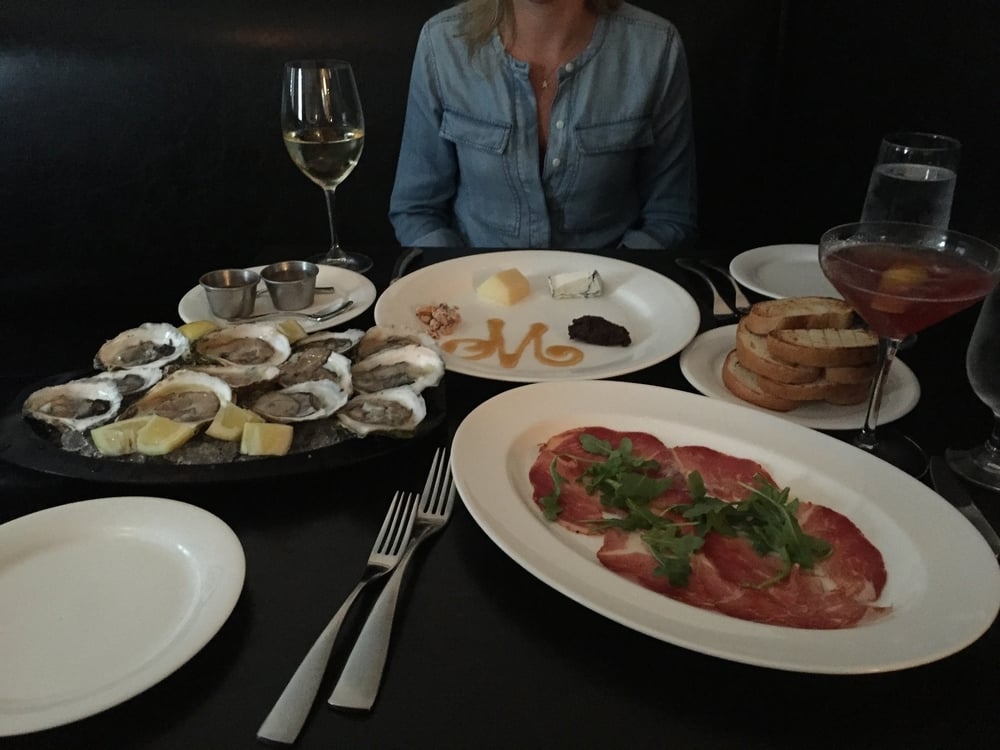 #marliave #oystersandcharcuteriekindofday #historicbostoneatery #craftcocktails #jcrew #boston #nantucketweekend2015