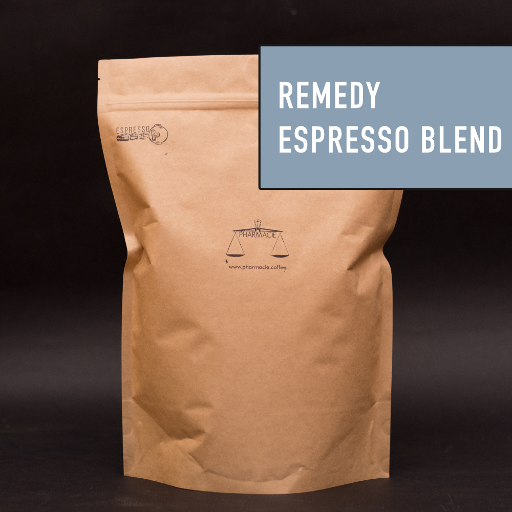 Bold and fruit driven seasonal espresso for those interested in something less traditional.