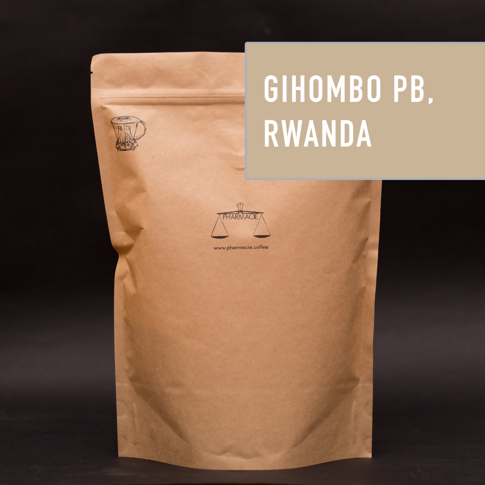 Blackcurrant, cranberry, nectarine, oolong tea. jasmine aroma and praline body. This coffee has got it all!