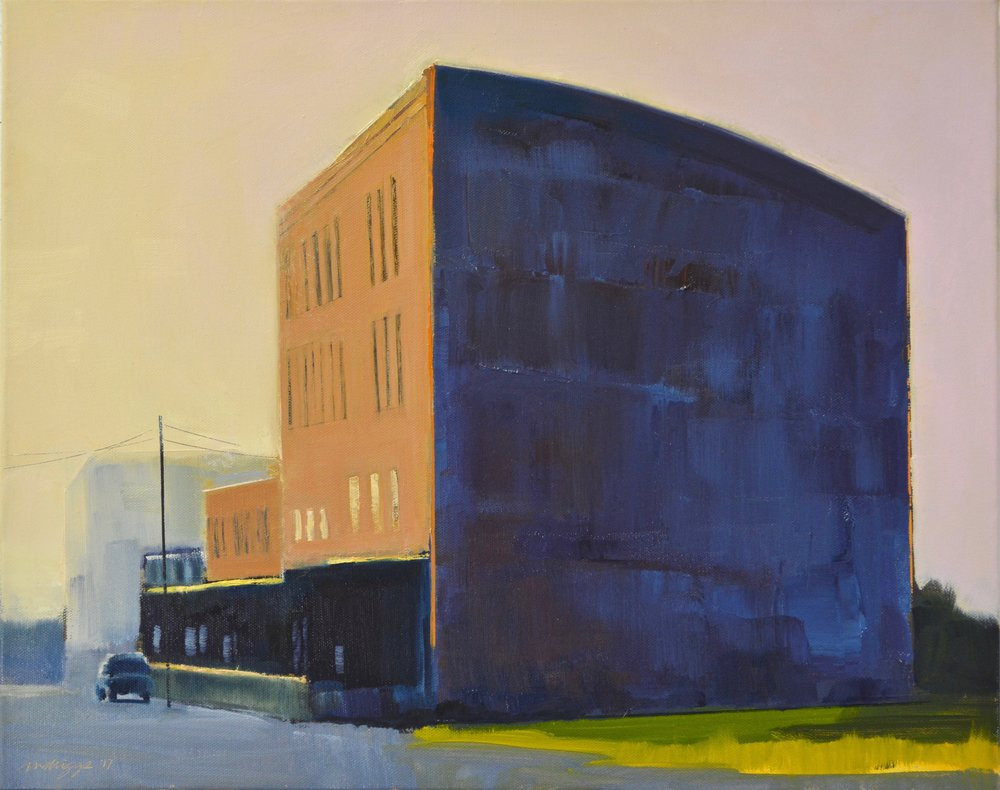 9th St Wedge by Michael Driggs