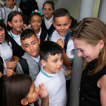 """I don't know of another system that has had to deal with so many simultaneous interconnected challenges…"" - - Puerto Rico Secretary of Education Julia Keleher (article in EducationDive, 2018)"