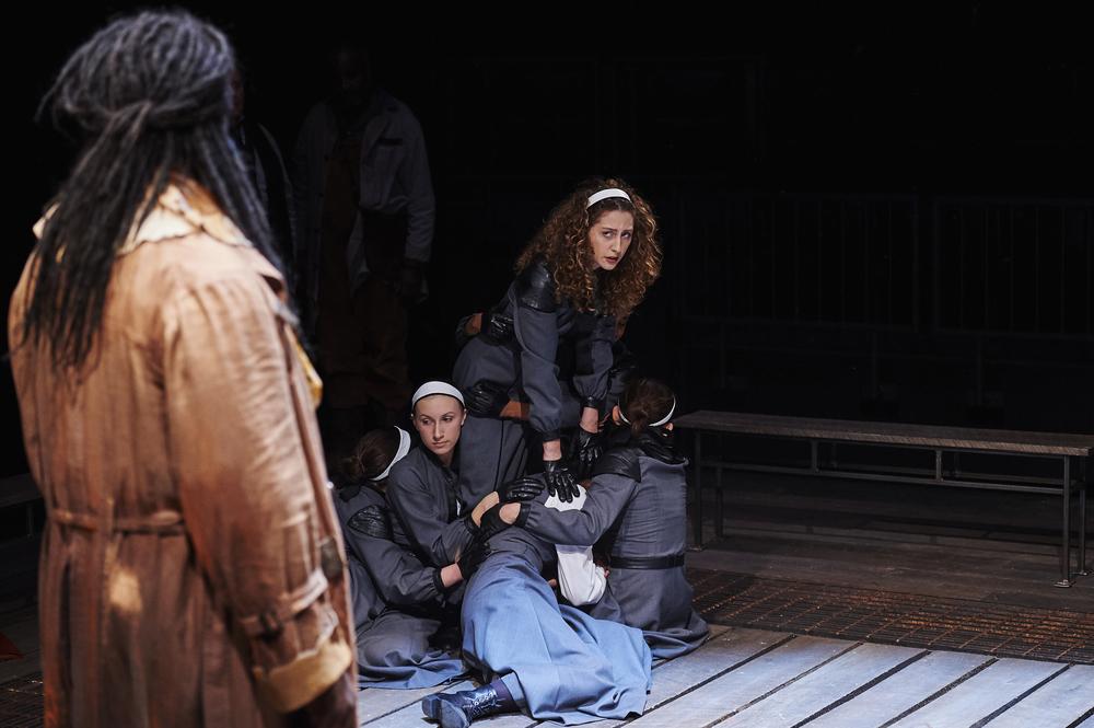 The Crucible   Fall 2015. Cleveland Play House  Photo Credit: Robert Mastroianni