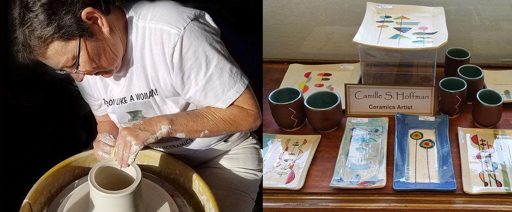 Camille S. Hoffman - Ceramics