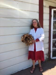Maralee Wisewomyn - Basket Weaver