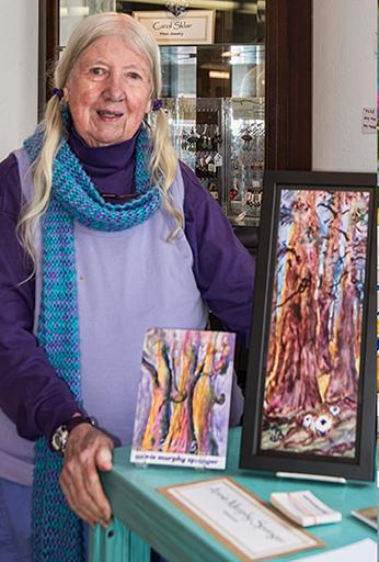 Annie Murphy Springer - Watercolors