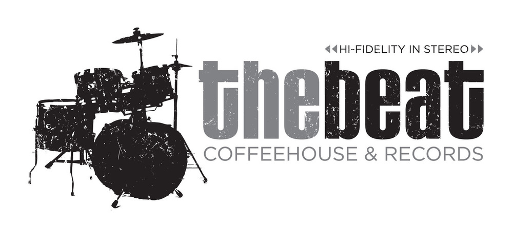 The Beat Coffeehouse and Records.  An independent Coffee. Vinyl. Handcrafted Food. Beer. Wine.  Community.