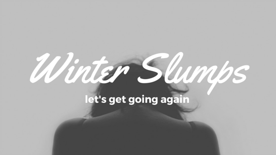 winter slump