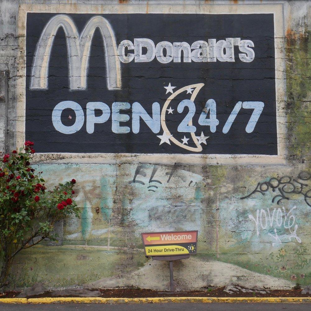 macdonals wall