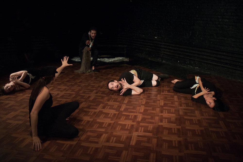 INTAR Theatre - New York City, August 24 & 25