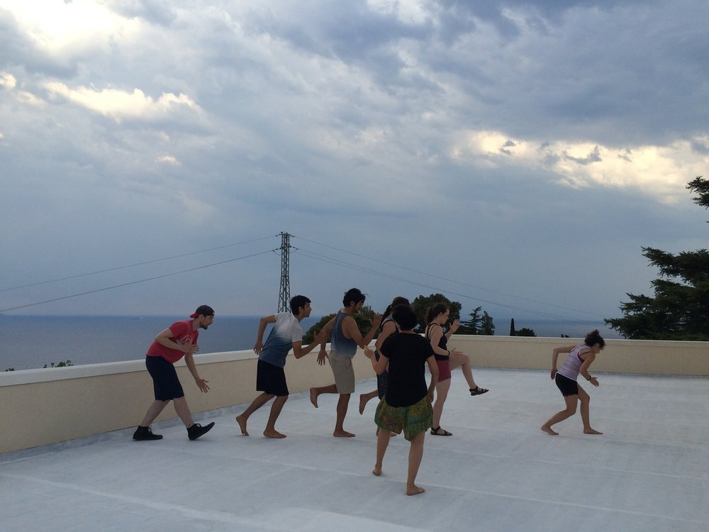 Rehearsal at San Placido