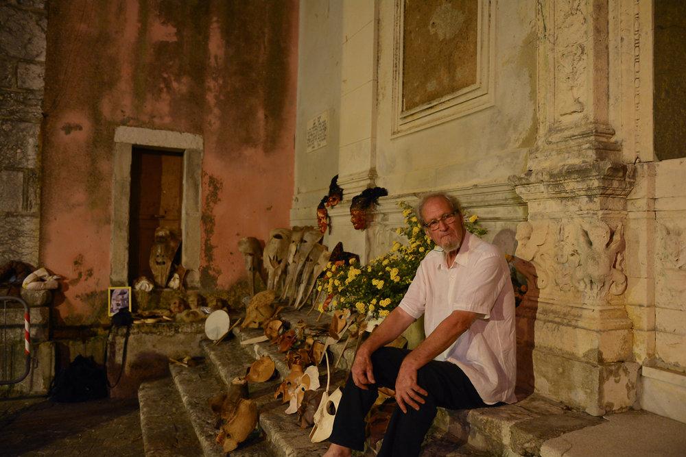 Nino Pracanica  Photo by Placido Carbone