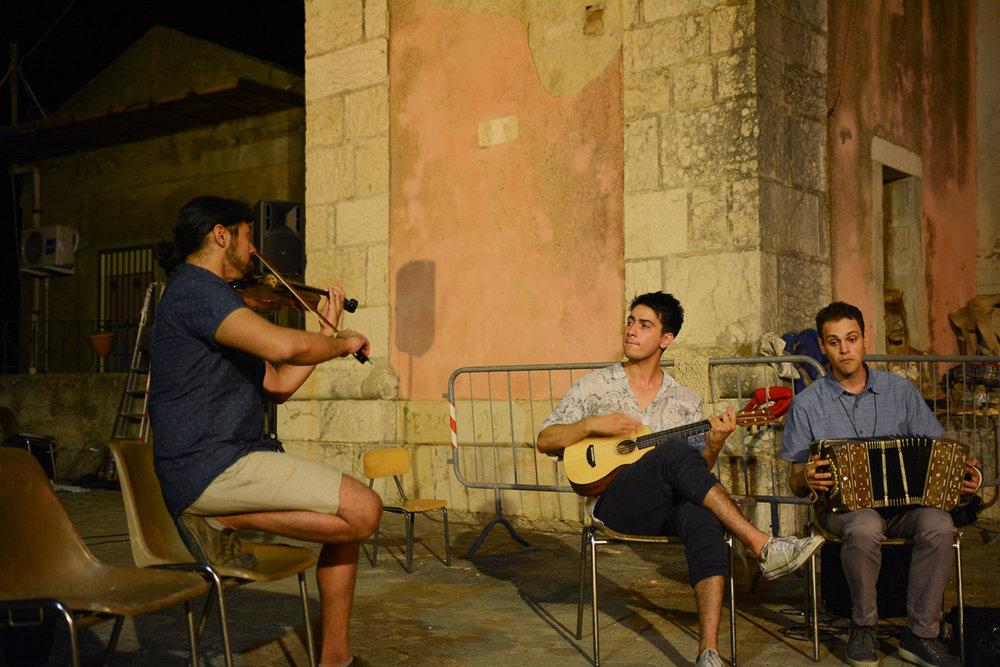 Trinacria Theatre Company  Photo by Placido Carbone