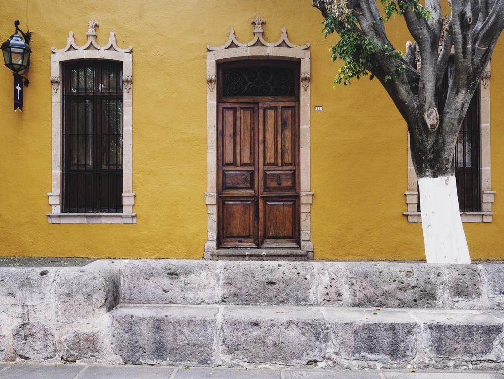 Colonial streets of Morelia