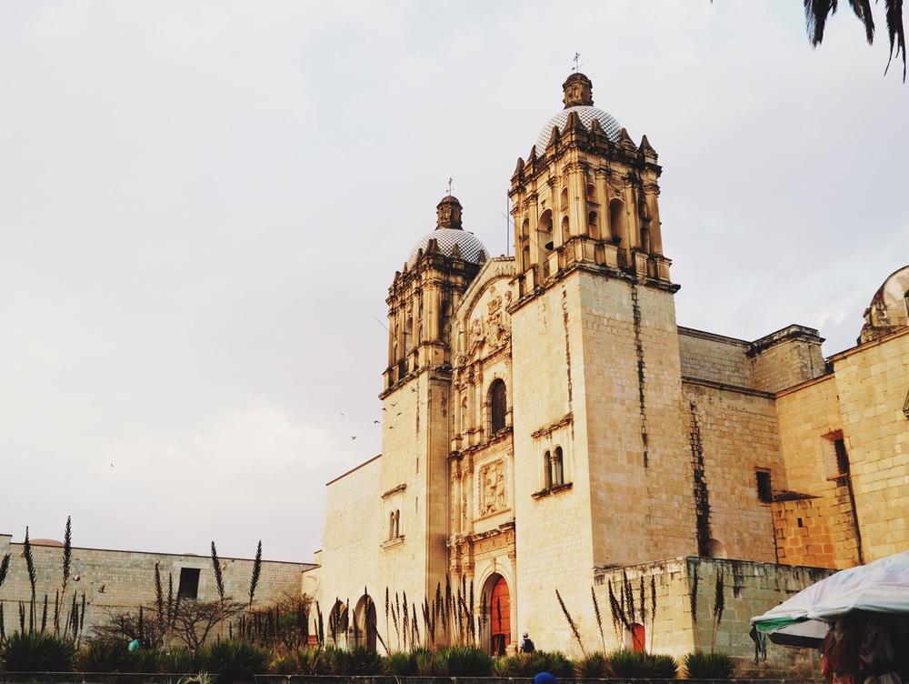 Arriving in Oaxaca City, feeling great!